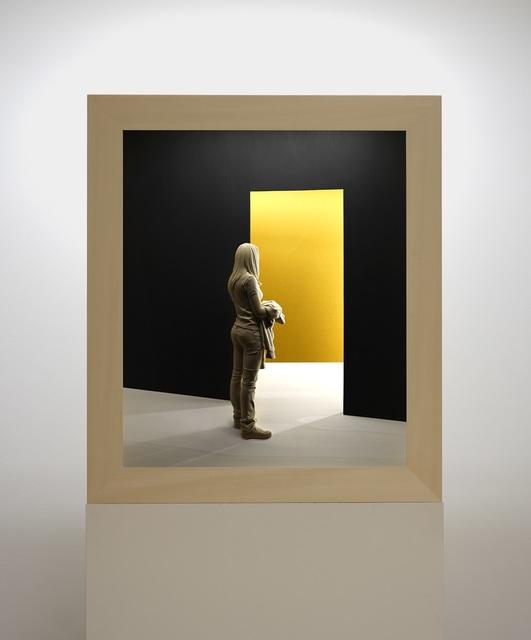 , 'The threshold,' 2018, Lucia Mendoza