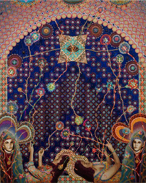 , 'Les Femmes D'Alger #72,' 2016, Lawrie Shabibi