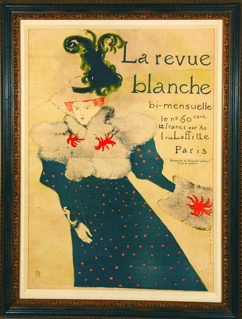 , 'La Revue Blanche,' ca. 1895, Contessa Gallery