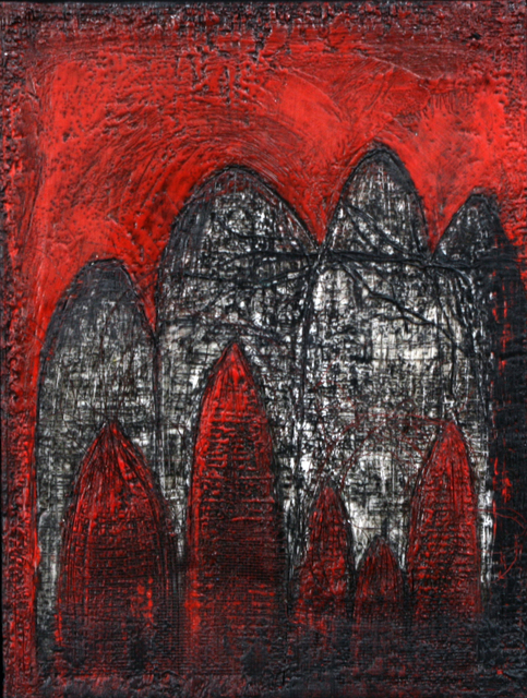 Eva Ennist, 'Five Temples #3', 2013, Gagné Contemporary