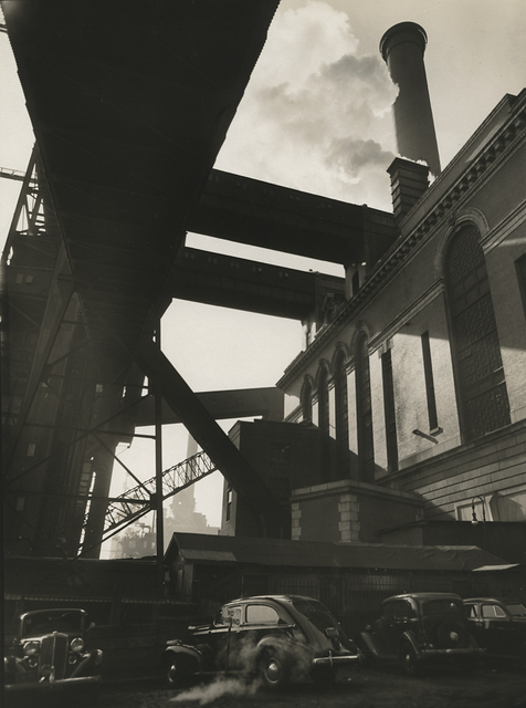 , 'Consolidated Edison Power House. 666 First Avenue, Manhattan,' 1938, Richard Moore Photographs