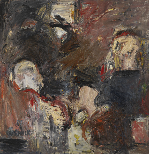 , 'Freehold,' 1957, The Milton Resnick and Pat Passlof Foundation
