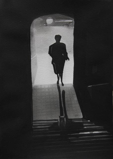 , 'Onze heures sonnaient, Giuseppe De Santis (Roma Ore, 1952),' 2016, Galerie Les filles du calvaire