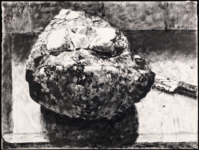 Avigdor Arikha, 'Bread and Knife ', 1973, Blain | Southern