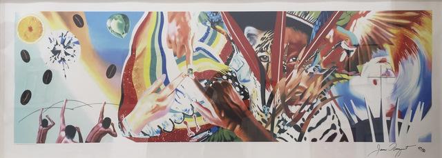 , 'Brazil,' 2013, Galerie Klaus Benden