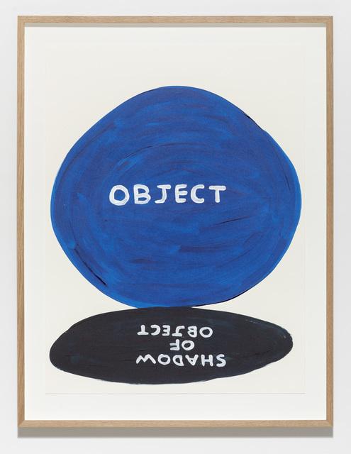 , 'Untitled (Object),' 2019, Galleri Nicolai Wallner