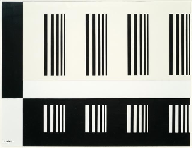 , 'Rythme,' 1963, The Mayor Gallery