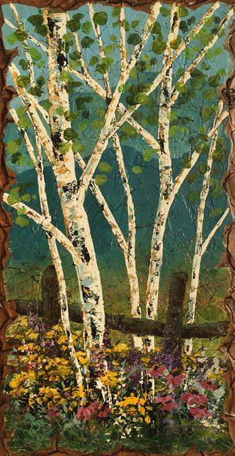 Rolinda Stotts, 'Let's Play ... It's Summer', LaMantia Fine Art Inc.