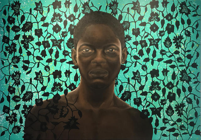 Solomon Adufah, 'Forbidden Knowledge', 2017, Galerie Frank Pages