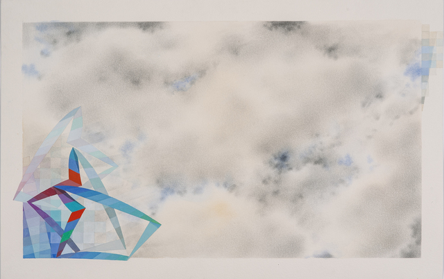 Nona Hershey, 'Summer Sky', 2016, The Schoolhouse Gallery