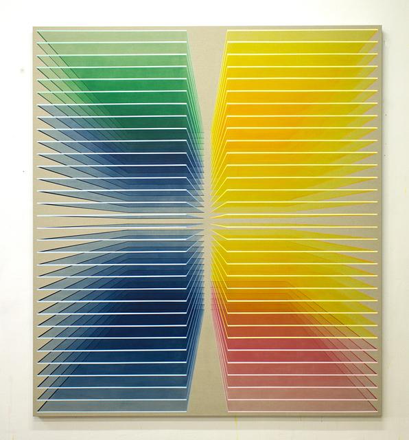, 'Centuries Converging,' 2018, Elan Fine Art