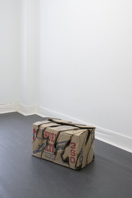 , 'Caja de Huevos,' 2016, Dvir Gallery