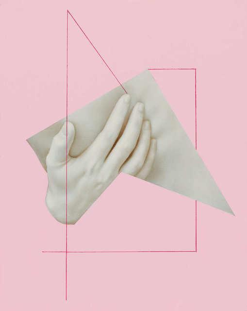 , 'Blason,' 2019, Kristin Hjellegjerde Gallery