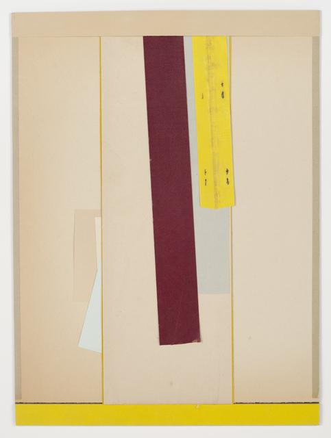 , 'Transfer (Room),' 2014, Fleisher/Ollman