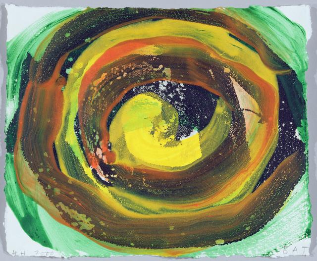Howard Hodgkin, 'Away', 2001, Cristea Roberts Gallery