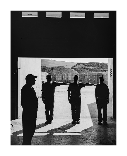 , 'XLVI. (Human series),' 2014, Faur Zsofi Gallery