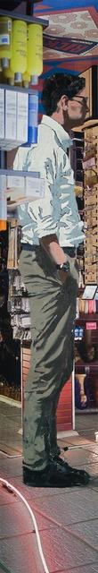 , 'Figur 748-3-2,' 2016, LEVY Galerie