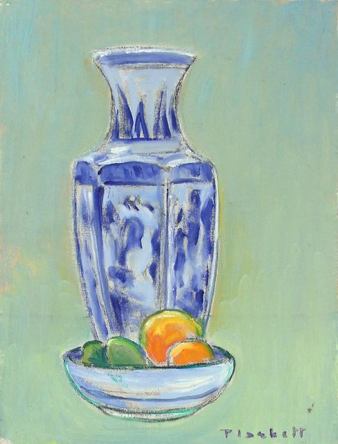 , 'Chinese Vase & Fruit,' , Bau-Xi Gallery