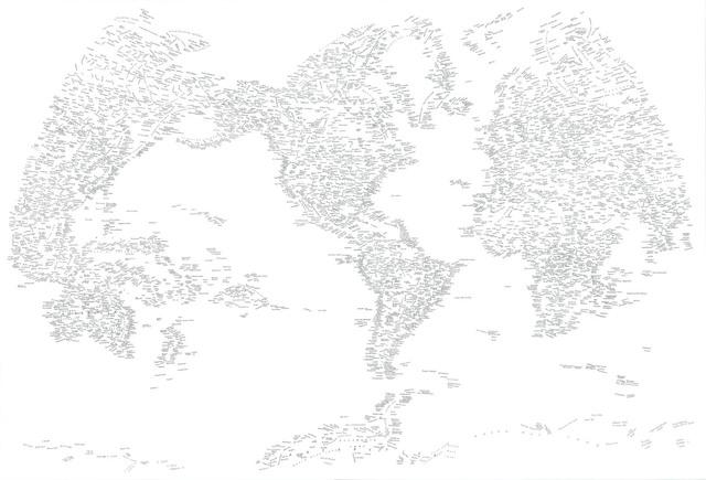 , 'The World, 1965,' 2015, Davidson