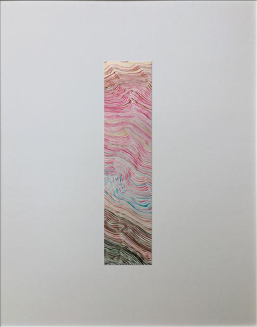 , 'Color Study 2,' 2018, Red Arrow Gallery