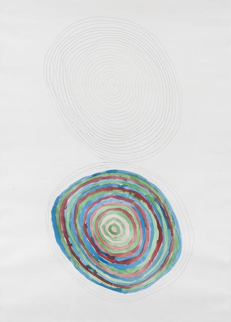 , 'Cible avec problème de concentration,' 2012, Galerie Laurence Bernard