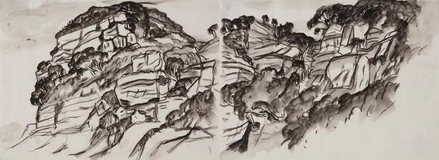 , '野柳岬,' 2010, Double Square Gallery