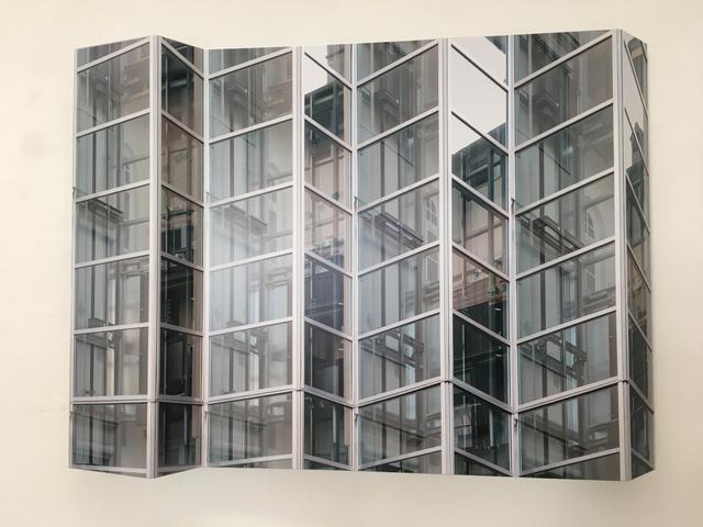 Claudia Fritz, 'ohne titel ( shift & kink 4 )', 2018, Artdepot