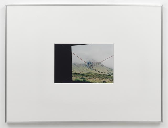 , 'Flat source,' 2015, Sies + Höke