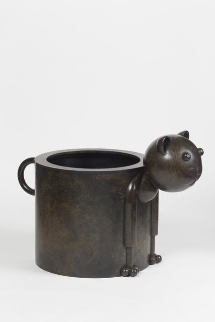 , 'Chat-Pot,' 2013, Galerie Dumonteil