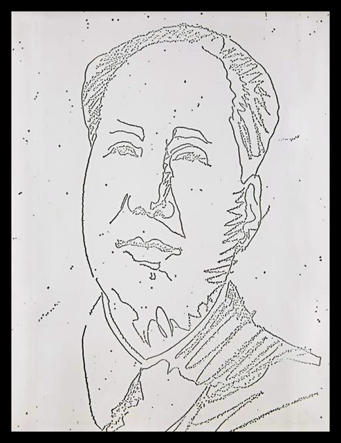 Andy Warhol, 'Mao from the New York Collection for Stockholm (F&S II. 89)', 1973, Alpha 137 Gallery
