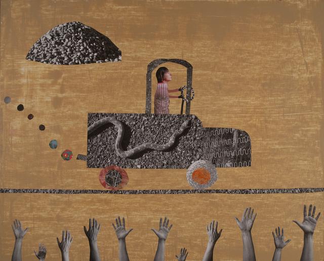 , 'Snake Truck,' 2015, Turner Carroll Gallery