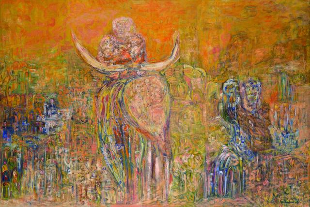 Ali Lagrouni, 'Hinde', 1991, Kloser Contemporary Art