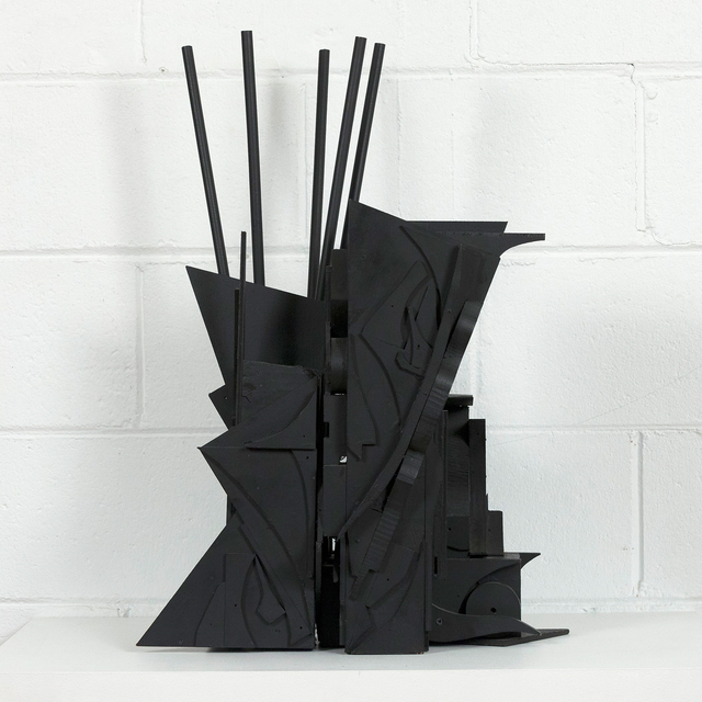 Louise Nevelson, 'UJA Federation', 1981, Caviar20