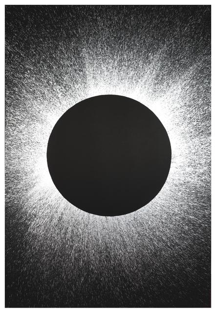 , 'Eclipse et Drapeaux Japonais #2,' 2018, Ground Effect Gallery