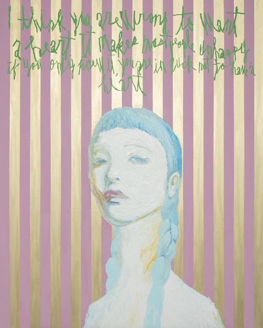 , 'Dorothy Gale,' 2018, Gallery BK