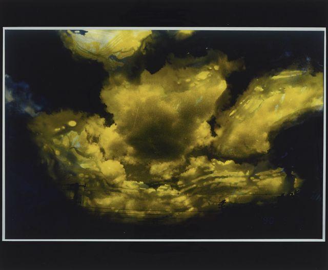 , 'Sky Scenes,' 1991/2000, Musée national des arts asiatiques - Guimet