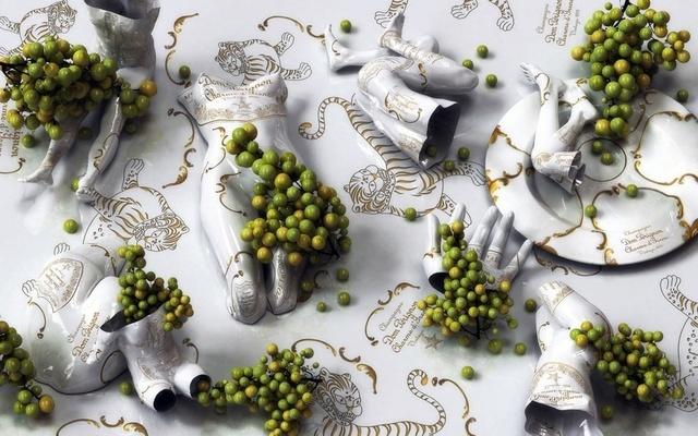 , 'Golden Hour-Dom Perignon,' 2011, Sundaram Tagore Gallery