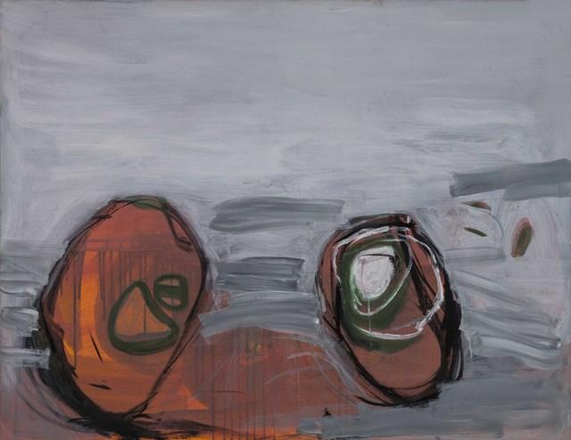, '尝试 An Experiment,' 2005, PIFO Gallery