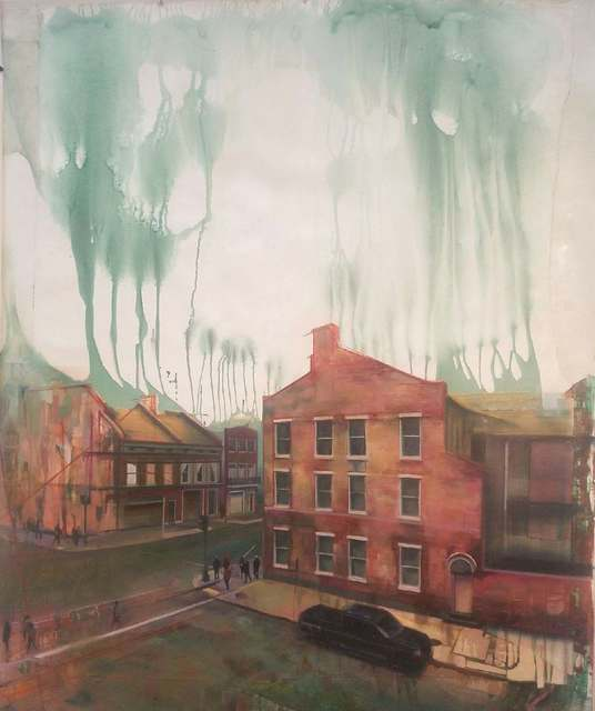 Isaac Payne, 'Walking with Ghosts', 2018, New Gallery of Modern Art
