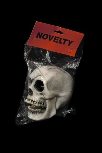 , 'The Final Project [Skull head (NOVELTY)],' 1991-1992, Richard Saltoun