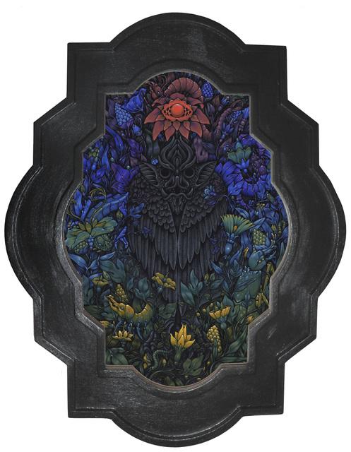 , 'Overgrowth,' , Paradigm Gallery + Studio