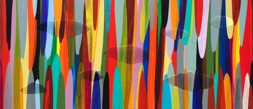 , 'Poemes XLVII,' 2015, Matthew Rachman Gallery