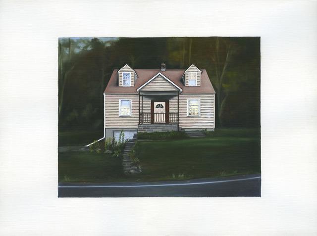 , 'Paper Town 34/40,' 2018, Fridman Gallery