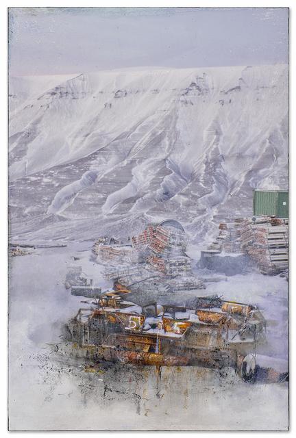 , 'Store Norske, Mine #7, Longyearbyen (Pym II),' 2016, Miller Yezerski Gallery