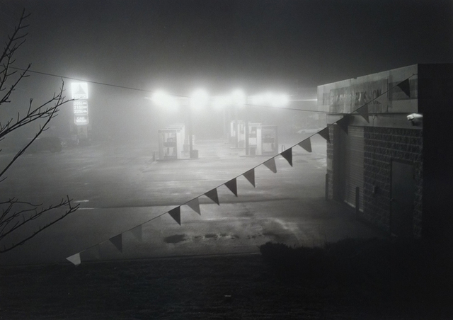 , 'Gas Station, Conyers, GA,' 2007, Yancey Richardson Gallery