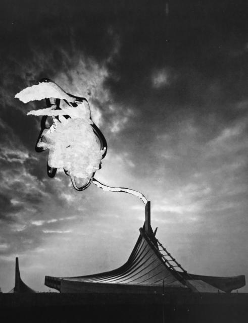 , 'Intervenção sobre Kenzo Tange 1/20, e (série intervenção sobre livro),' 2015, Mercedes Viegas Arte Contemporânea