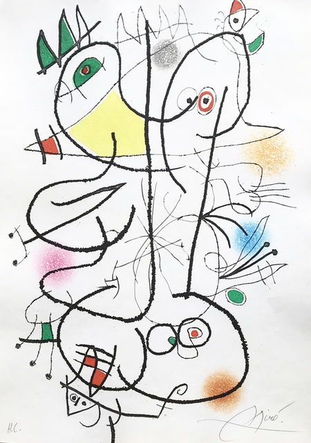 , 'Betes,' 1972, Fairhead Fine Art Limited