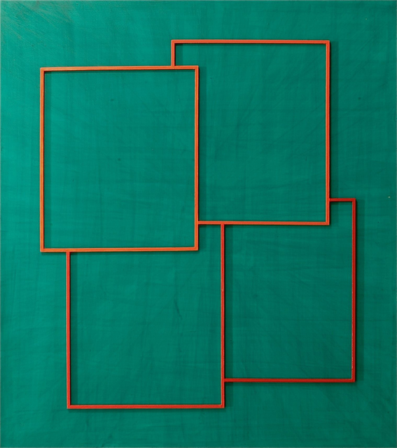 , 'Four On Green,' 1994-2012, David Richard Gallery