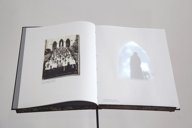 ", 'Repetition - Book   ""OURA TENSHUDO CHURCH"",' 2014, MA2Gallery"