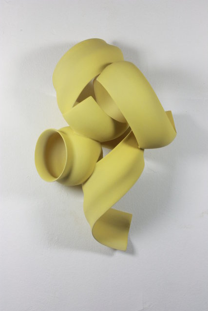 , 'Yellow Wall Sculpture,' 2017, Taste Contemporary